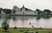 The Ipatievsky Monastery in the City of Kostroma. Russia. 2002